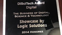 Showcase Mobile App by Logic Solutions Named Technology of the Year 2014