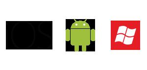 multiplatform mobile app development
