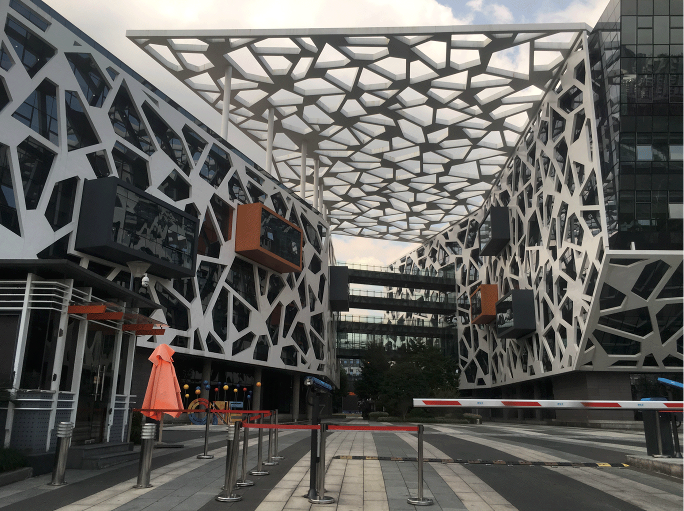 Alibaba Headquarter in Hangzhou