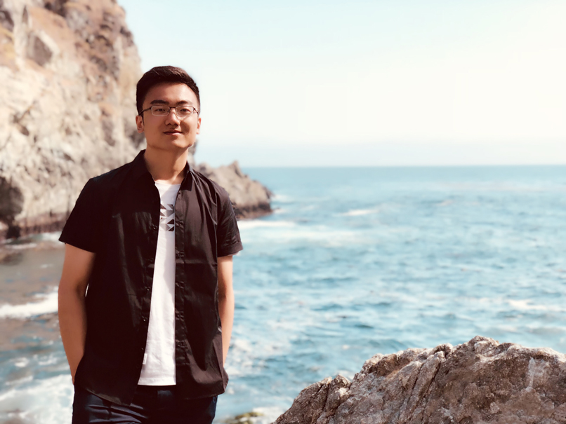 Logic intern CJ Chang