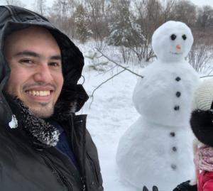 Ivan-snowman